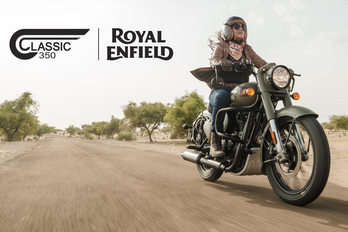 Nueva Royal Enfield Classic 350: una nueva clásica para el A2