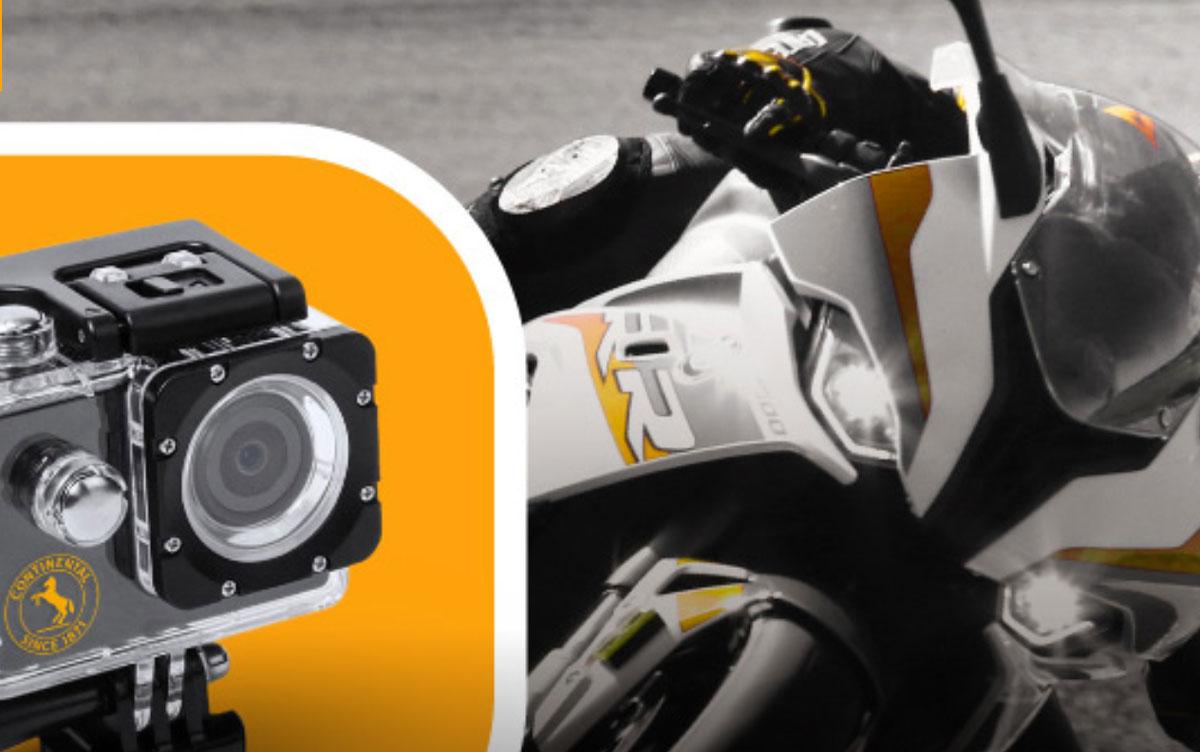 Monta tus ContiSportAttack 4 y llévate de regalo una cámara de acción