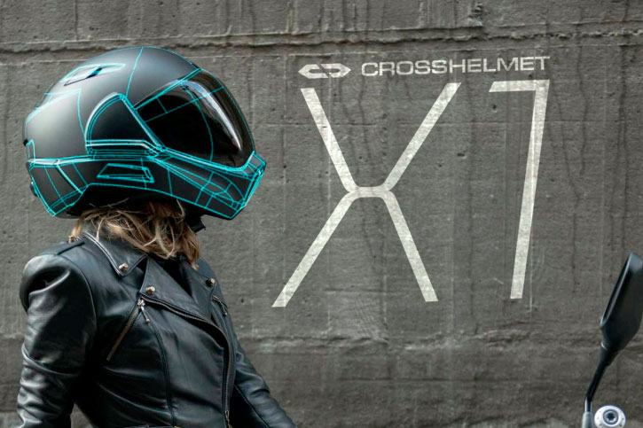 Crosshelmet