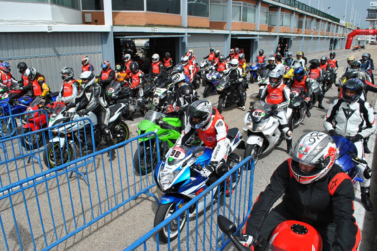 Encuesta: ¿Has hecho alguna vez un curso de conducción de moto?