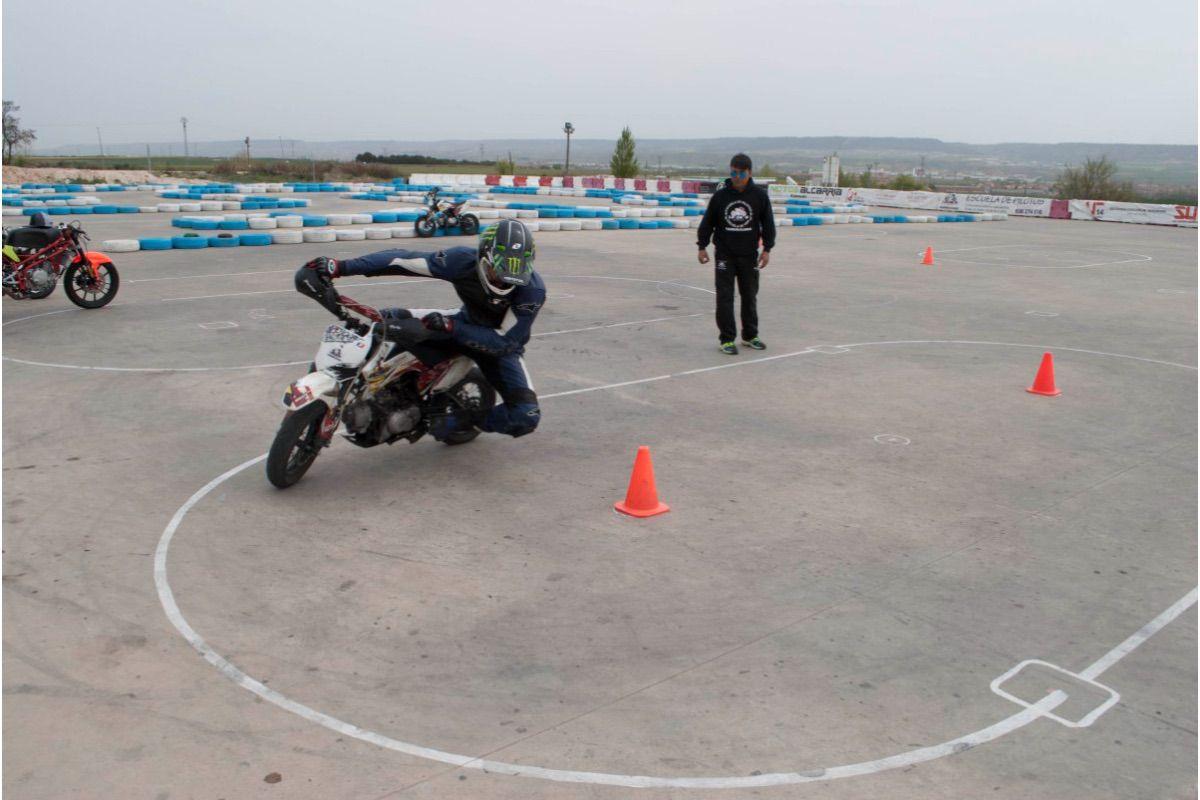 Resultados encuesta: ¿Has hecho alguna vez un curso de conducción de moto?
