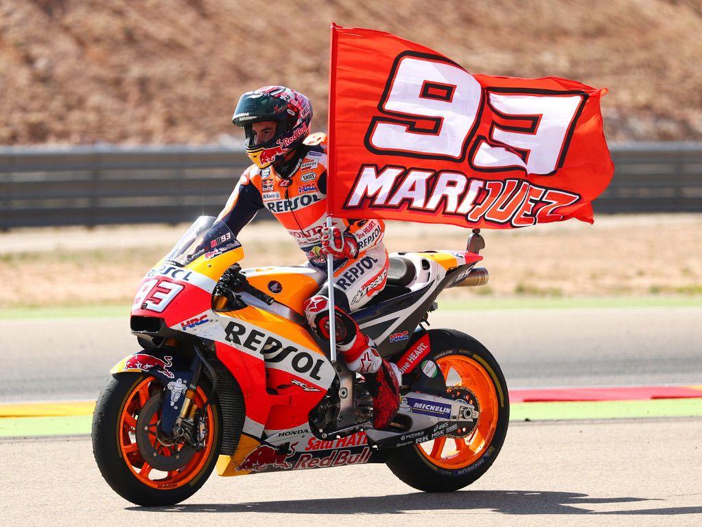 Marc Márquez tendrá una curva en MotorLand Aragón