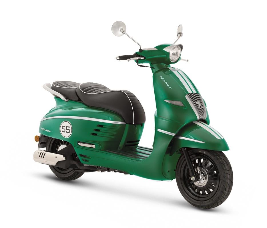 Ya están aquí los nuevos colores y motorizaciones del Peugeot Django