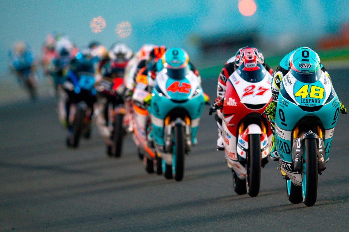 Dalla Porta logró la pole en la categoría Moto3 del Gran Premio de España