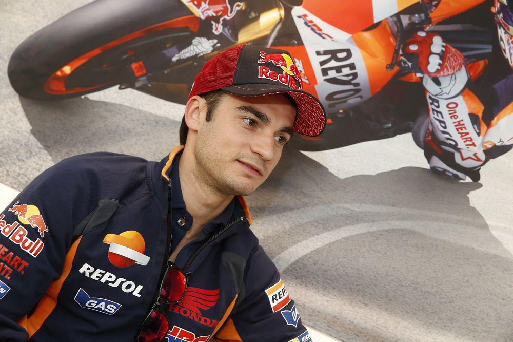 Dani Pedrosa, protagonista del GP de Francia de MotoGP