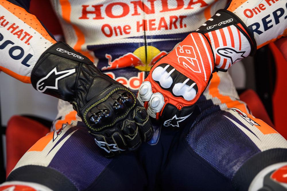 Dani Pedrosa corrió lesionado el GP de Americas MotoGP