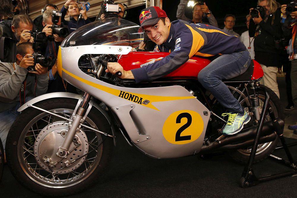 Dani Pedrosa ha desmentido su retirada del Mundial MotoGP