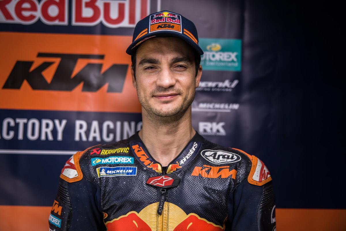 Dani Pedrosa vuelve a correr: confirmado WildCard en el GP de Austria