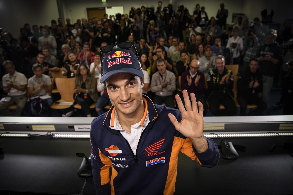 Dani Pedrosa se retira del Mundial de Motociclismo