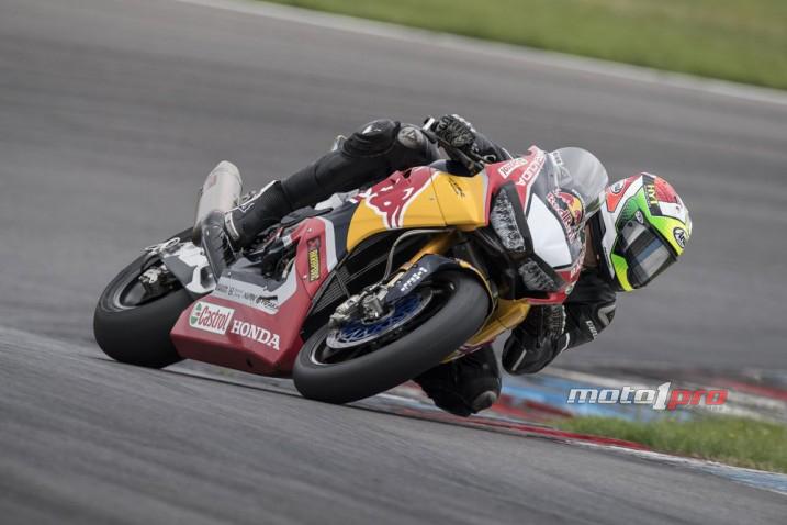 Davide Giugliano Honda CBR 1000 RR SBK