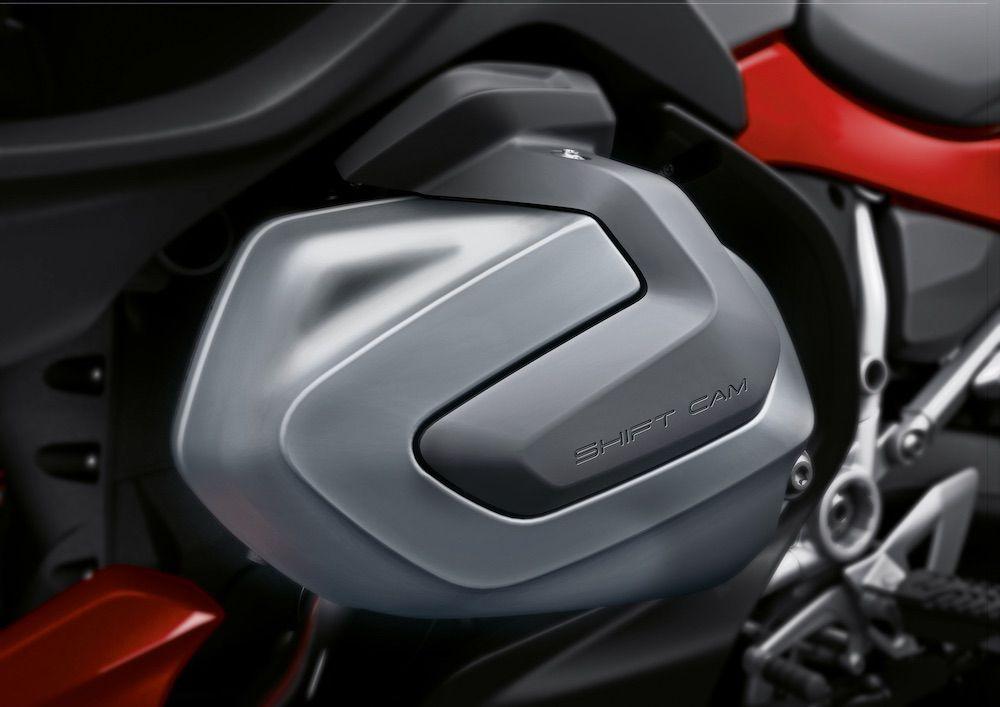 Motor Bóxer BMW R 1250 RT