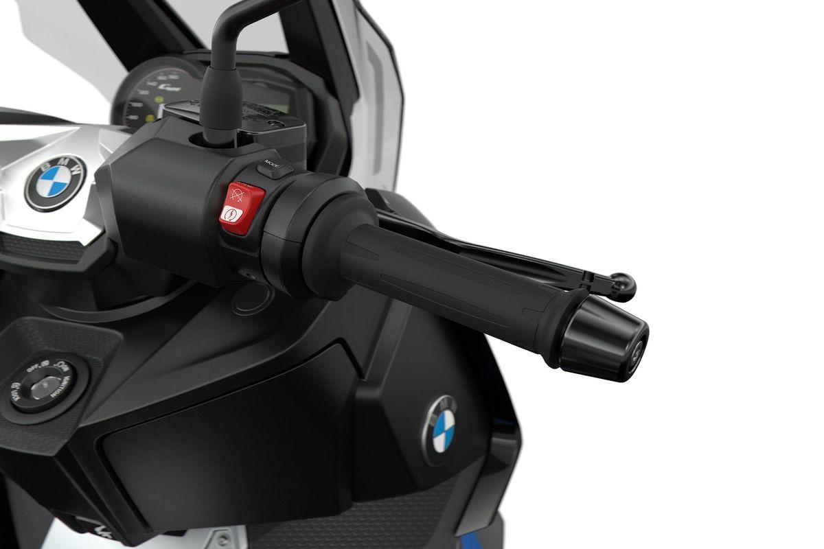 Prueba BMW C 400 X y C 400 GT: Estás cubierto