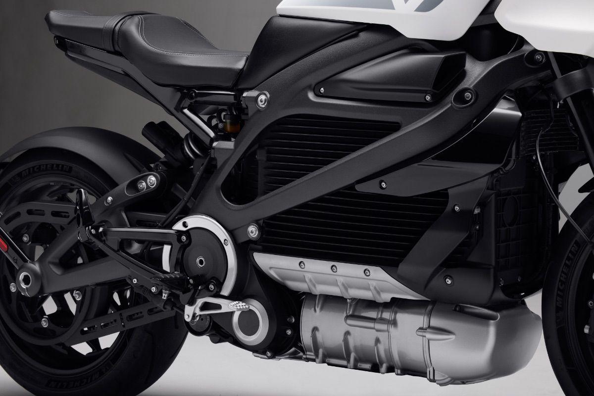LiveWire One: la nueva moto eléctrica de Harley Davidson