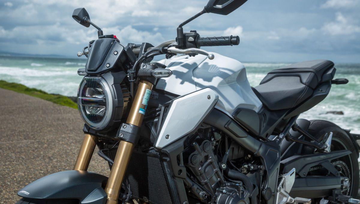 Las mejores personalizaciones de la Hondas CB650R