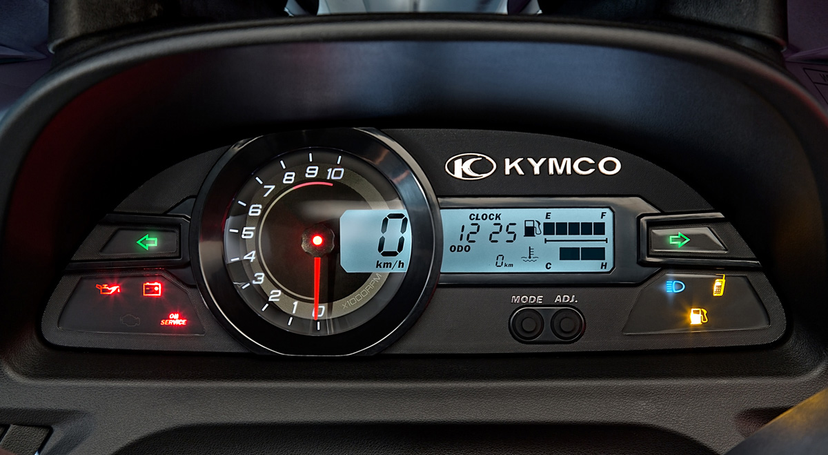 Kymco Xciting 400i