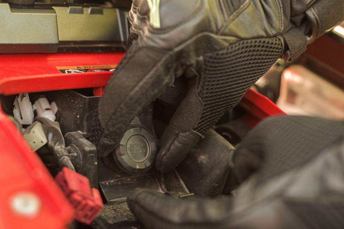 Prueba Suzuki Vstrom 1050 XT: Menú para dos