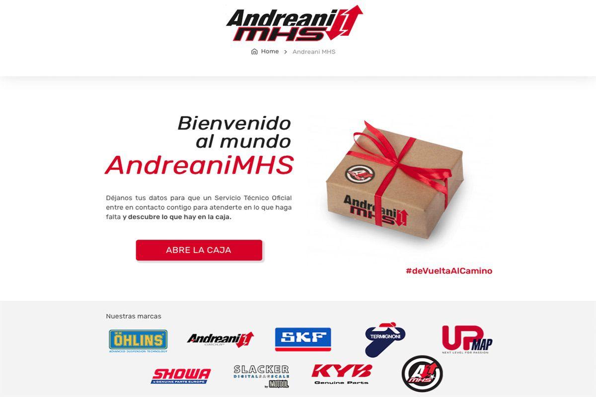Promoción y descuentos AndreaniMHS