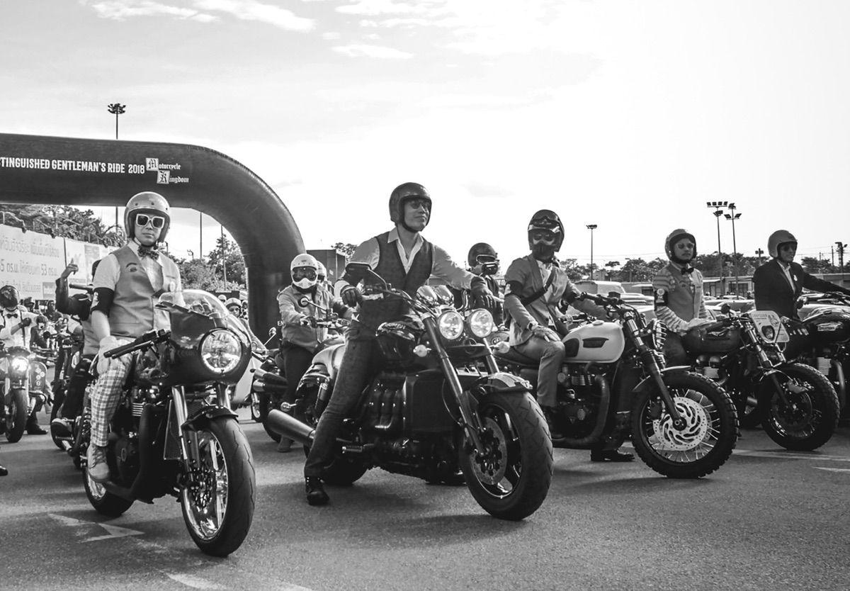 Distinguished Gentleman´s Ride