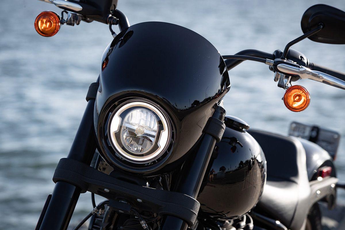 Diseño de la Harley Davidson Low Rider S