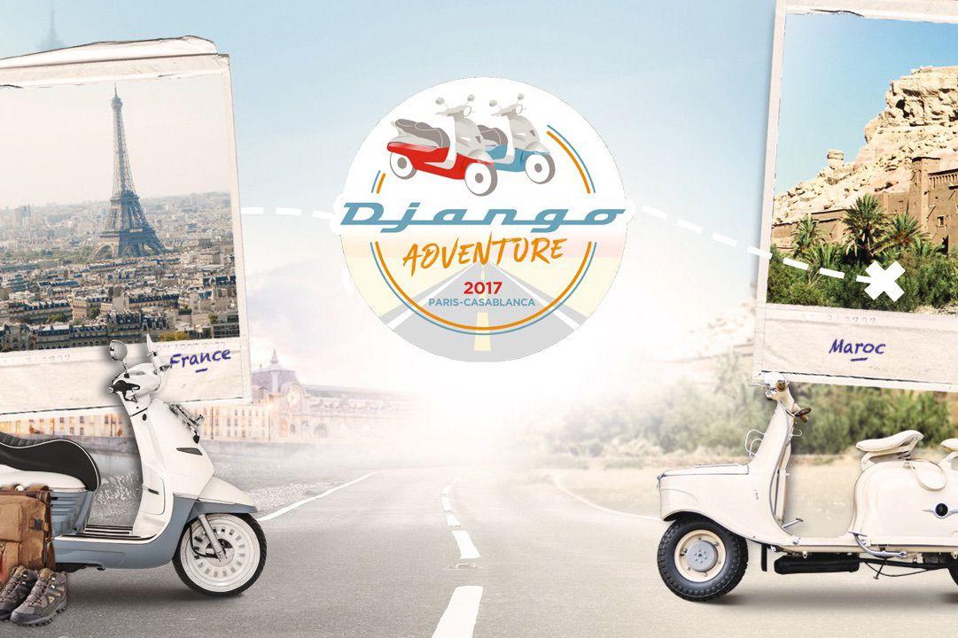 Peugeot Scooters Django Adventure