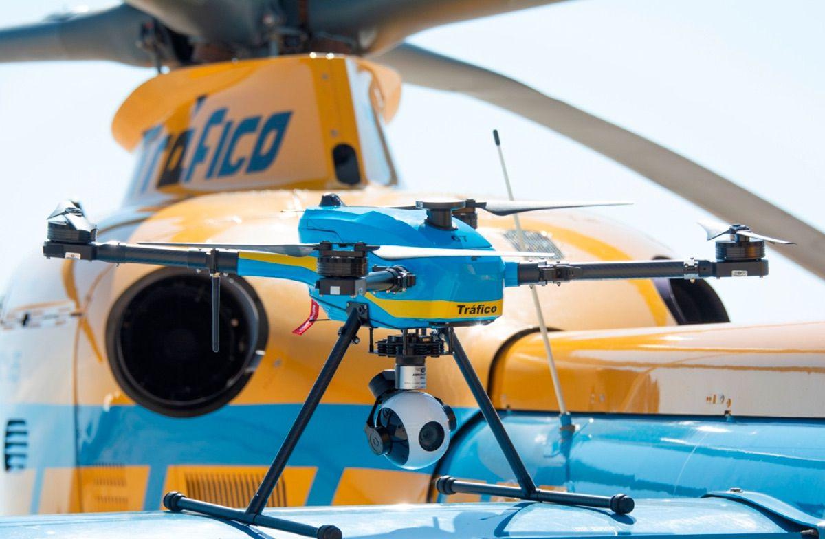 Radares y drones de la DGT: dónde estarán