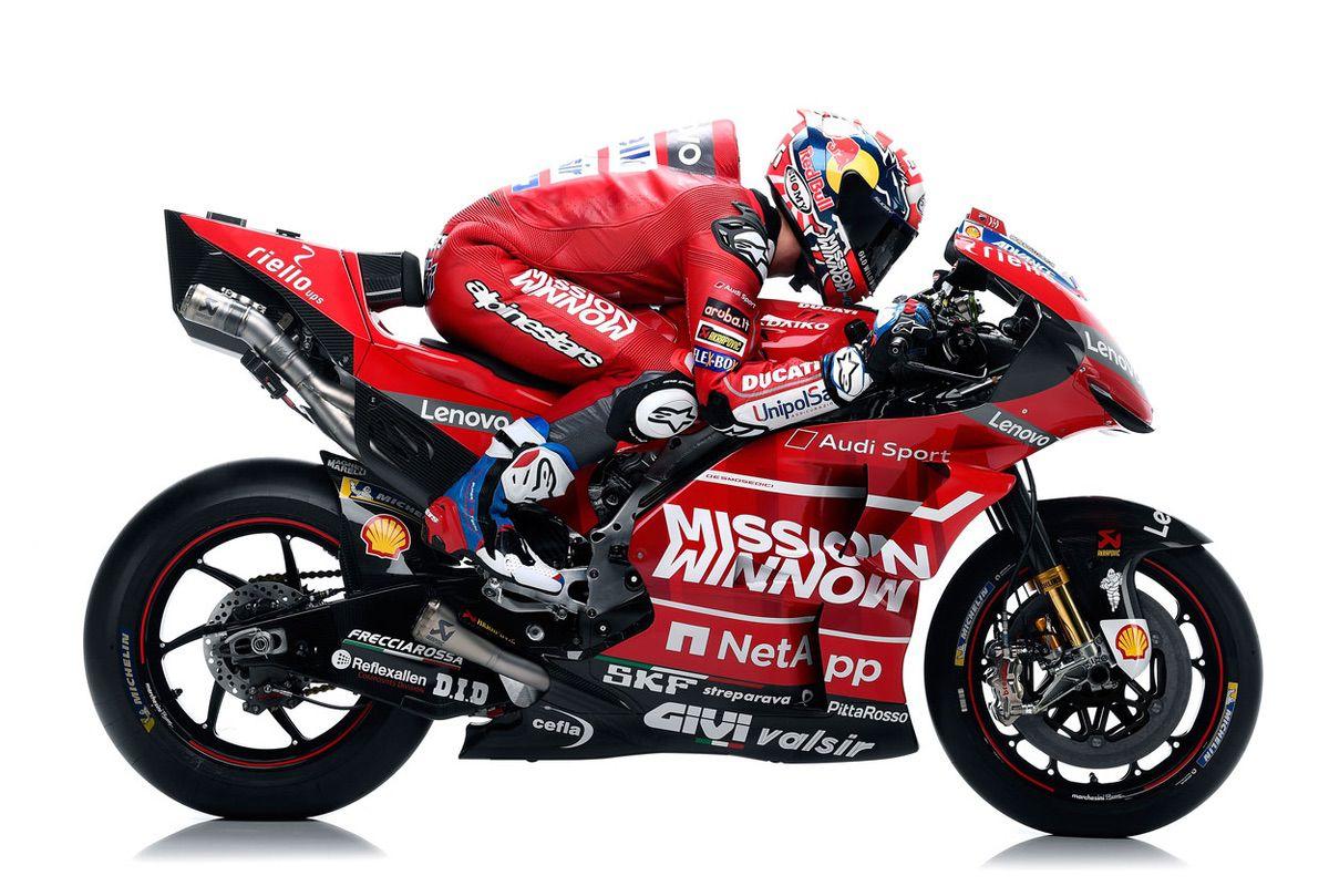 Andrea Dovizioso, Ducati MotoGP 2019