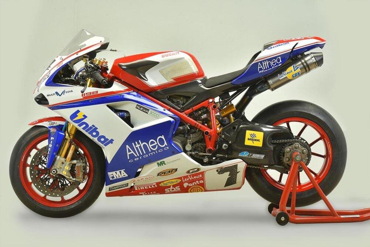 Ducati Checa