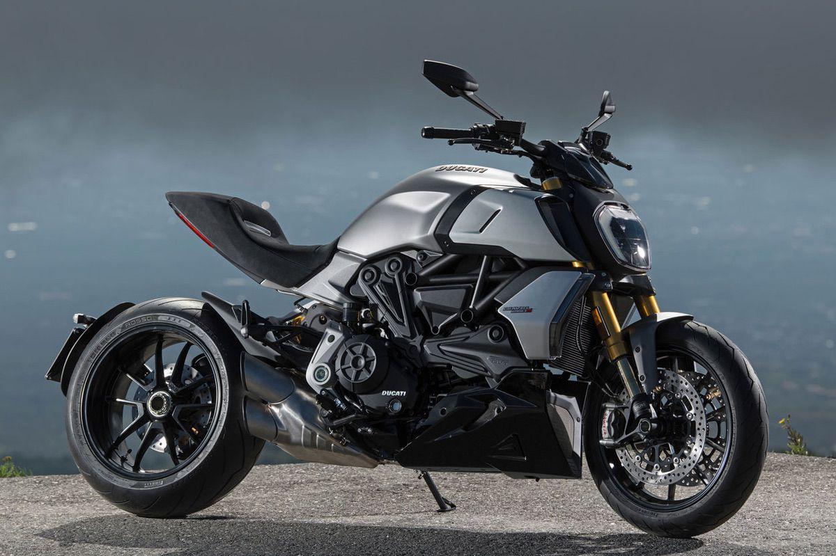 Ducati Diavel 1260 2019