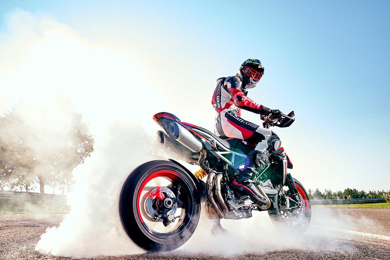 Ducati Hypermotard 950 RVE Graffiti