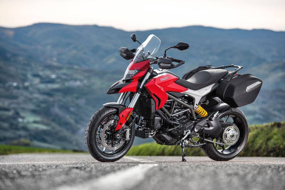 Ducati Hyperstrada 2016