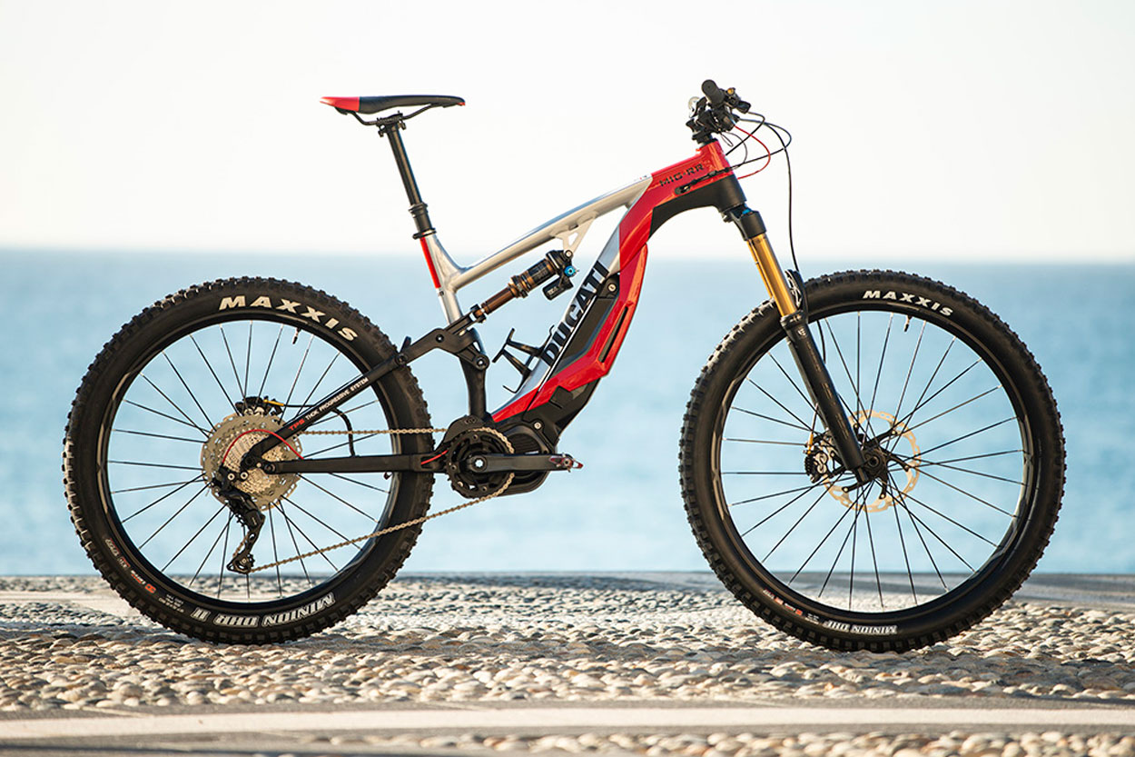 Ducati MIG RR E Bike Mountainbike