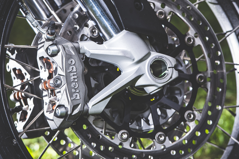 Freno delantero Ducati Multistrada 1200 Enduro