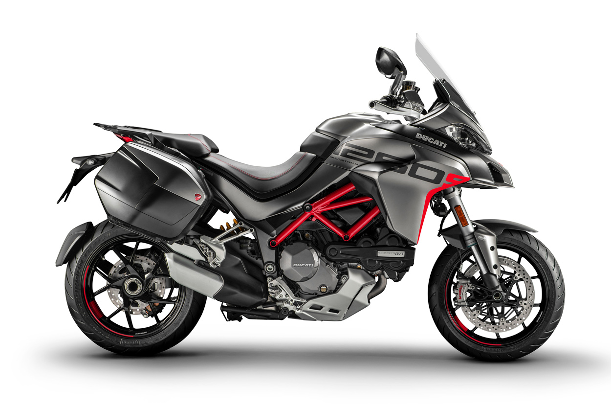 Ducati Multistrada Grand Tour 2020