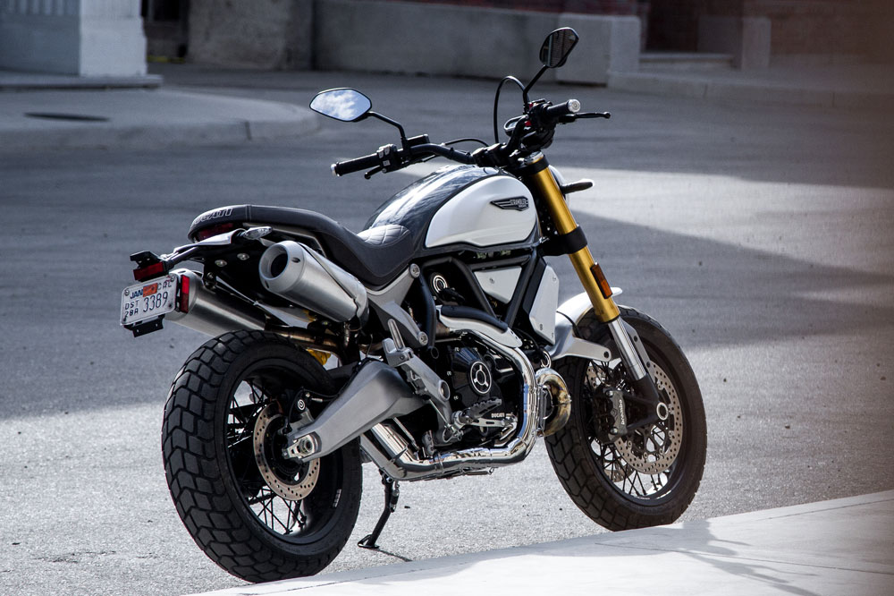 Novedades Motos Naked 2017