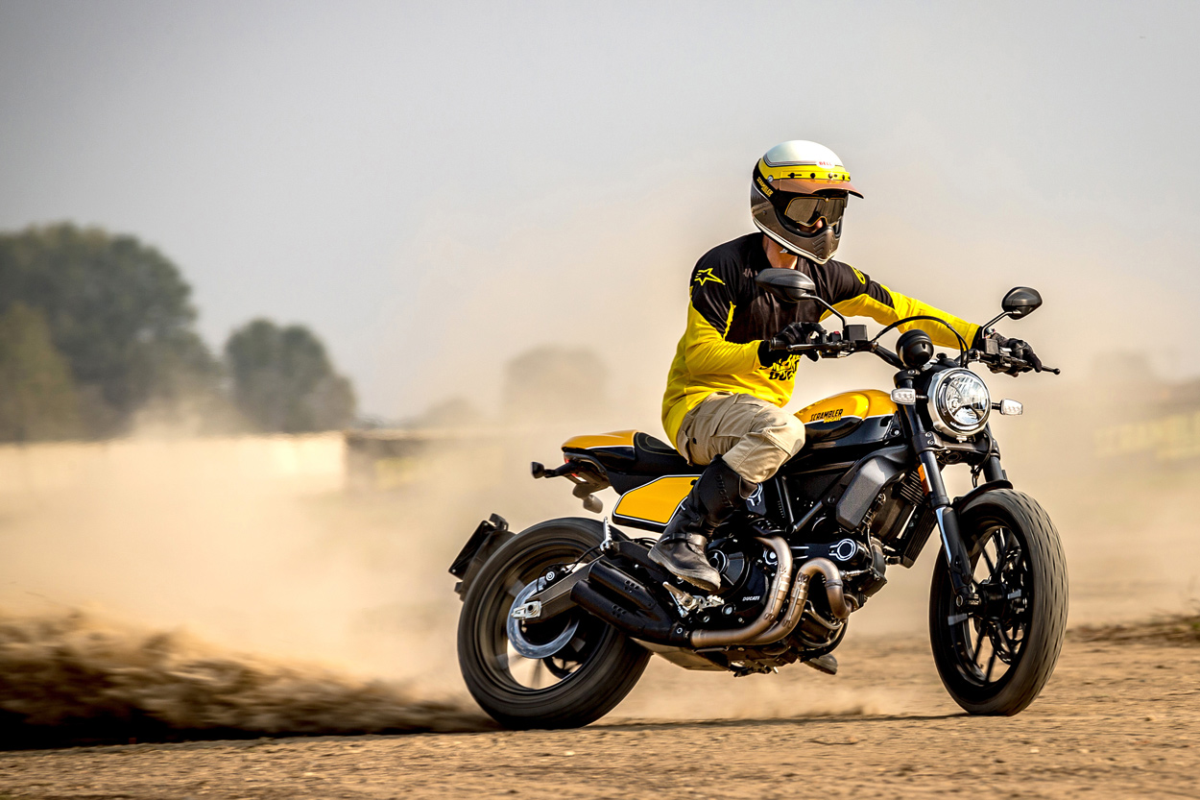 Ducati Scrambler Full Throttle 2019