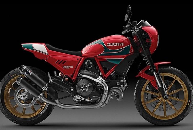 Ducati Scrambler Mike Hailwood