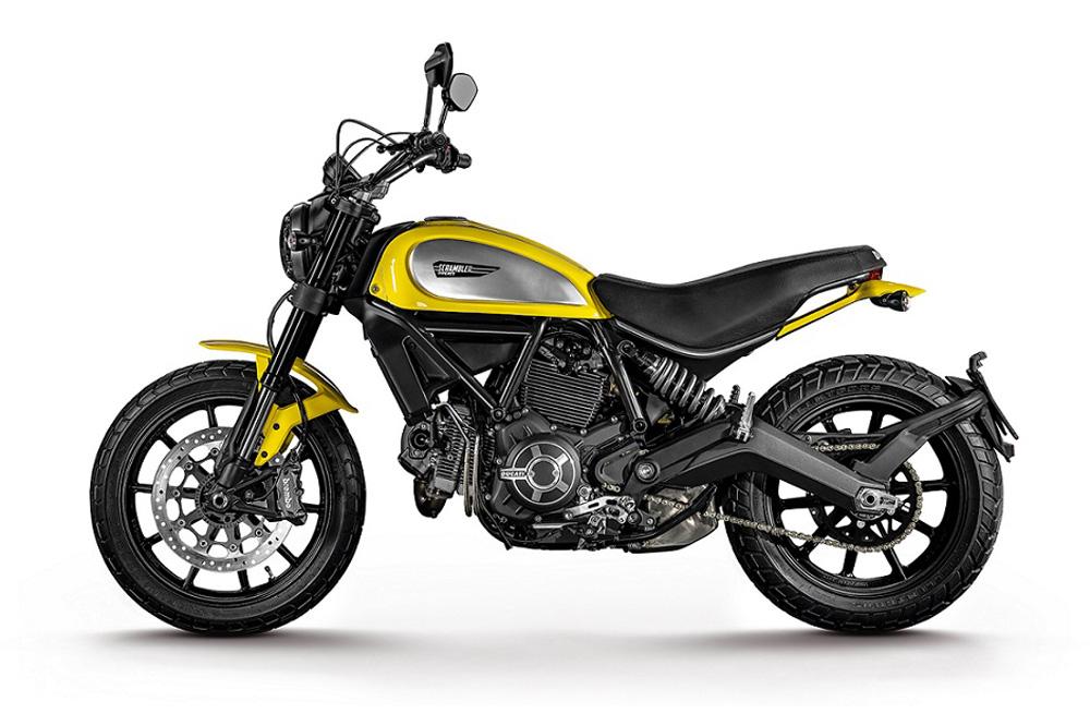 Ducati Scrambler a precio especial por Euro3