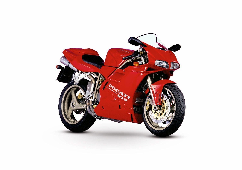 Historia Ducati 916