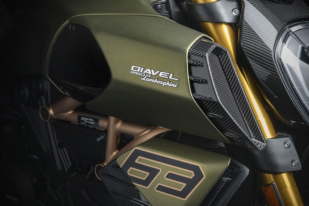 Ducati Diavel 1260 Lamborghini, exclusividad al alcance de muy pocos