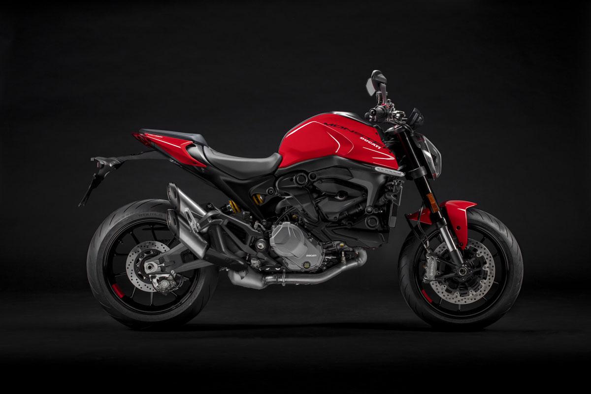 Nueva Ducati Monster 2021