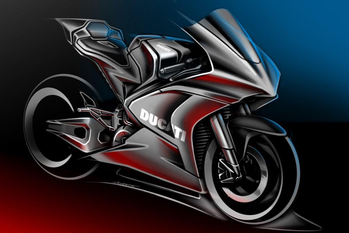 Ducati hará deportivas eléctricas: serán las MotoE ya en 2023