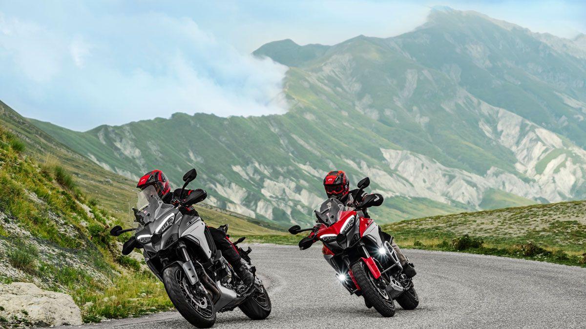 Garantía de 4 años para todas las Ducati y Scrambler Ducati