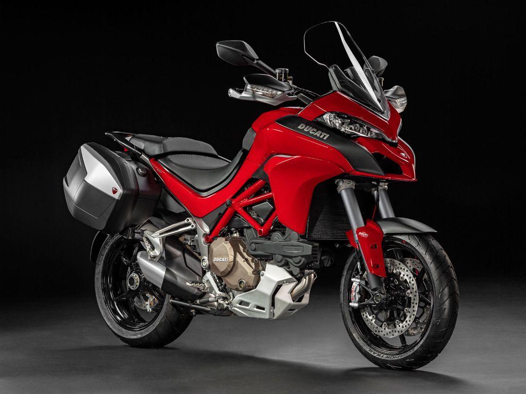 Ducati Multistrada 1200/S 2015