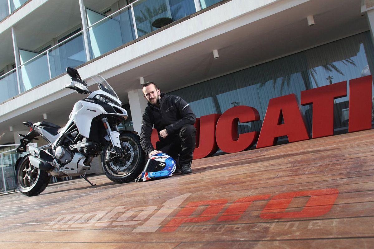 Ducati Multistrada 1260s 1260 2018 precio prueba review