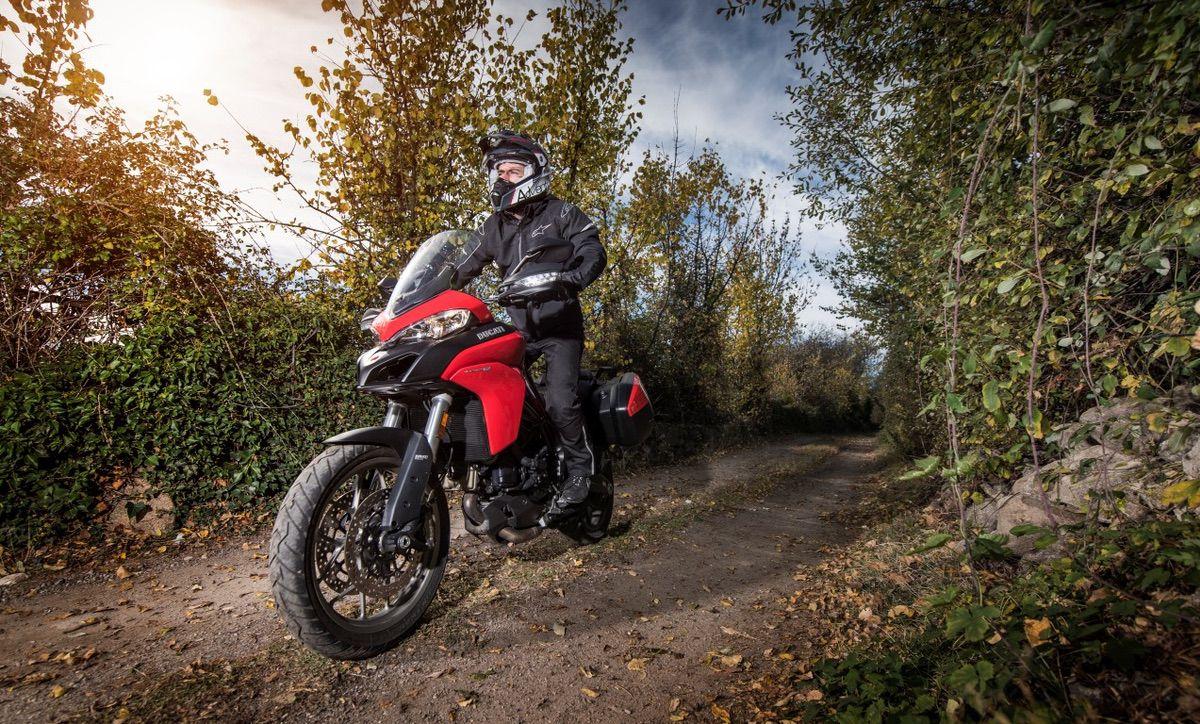 Prueba de la Ducati Multistrada 950