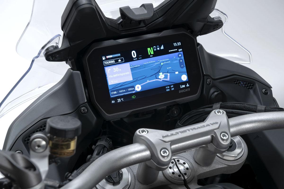 Con TODO AL 4! Tu Ducati Multistrada V4 por 270€ al mes