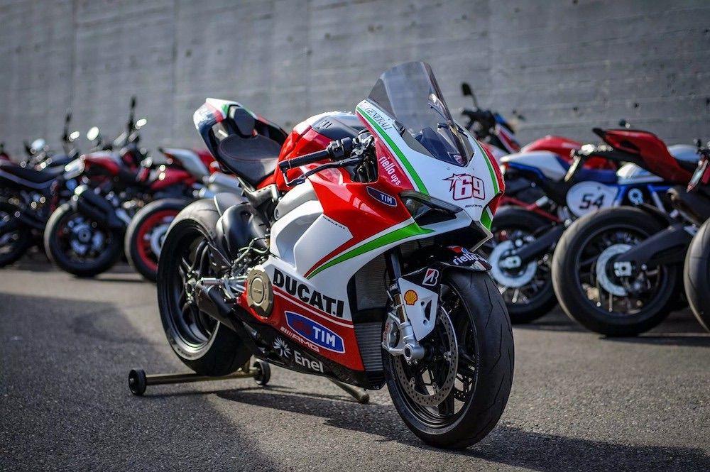 Ducati Panigale V4 S Nicky Hayden