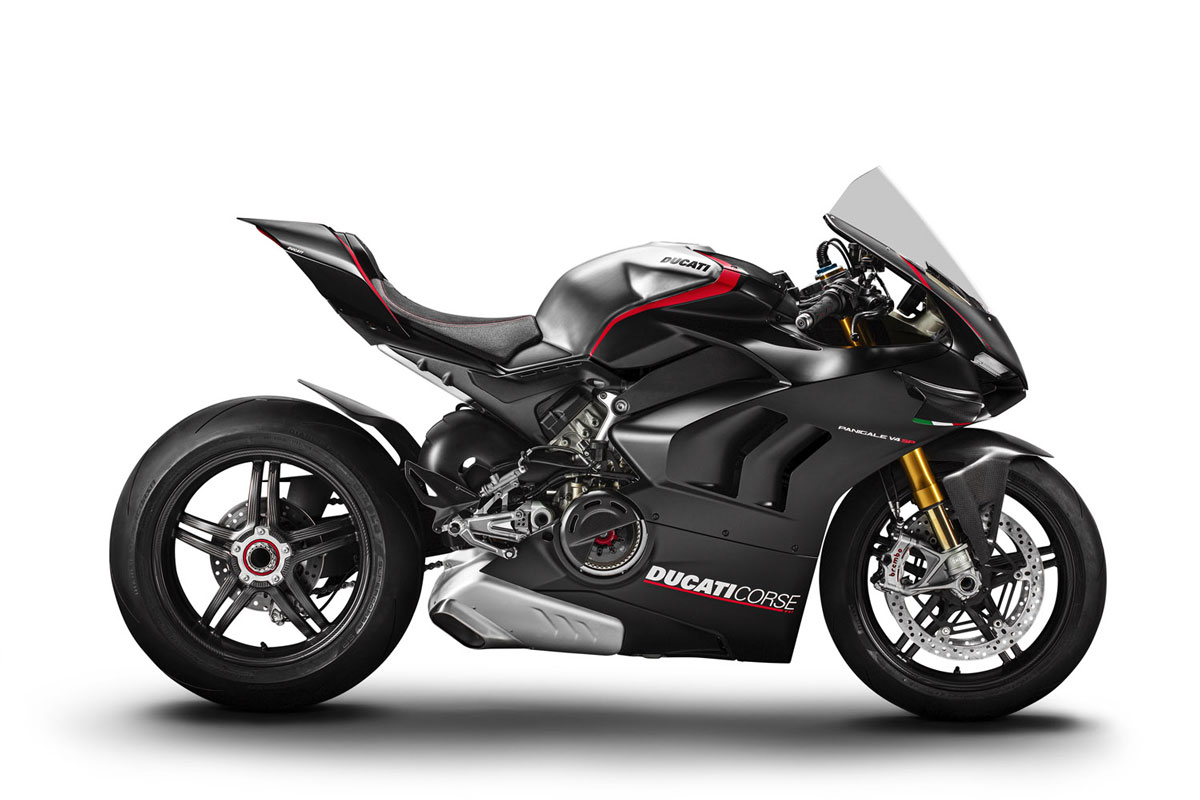 Ducati Panigale V4 SP 2021