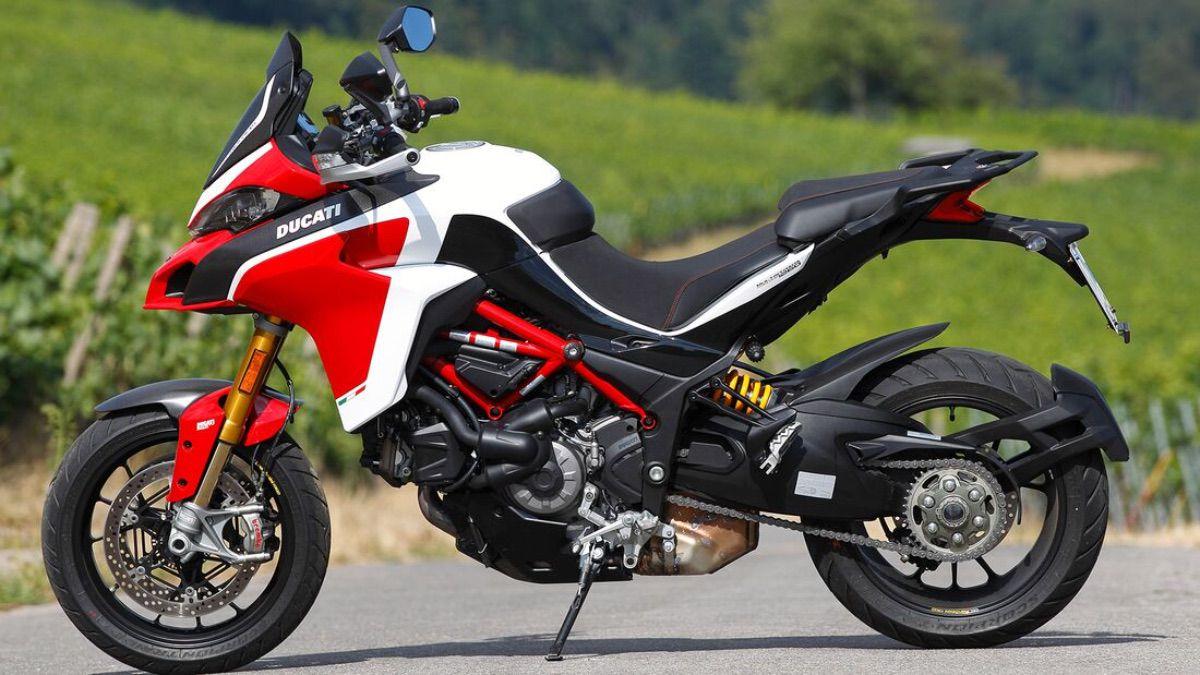 Ducati Multistrada V4 Pikes Peak 2022: más potente y deportiva