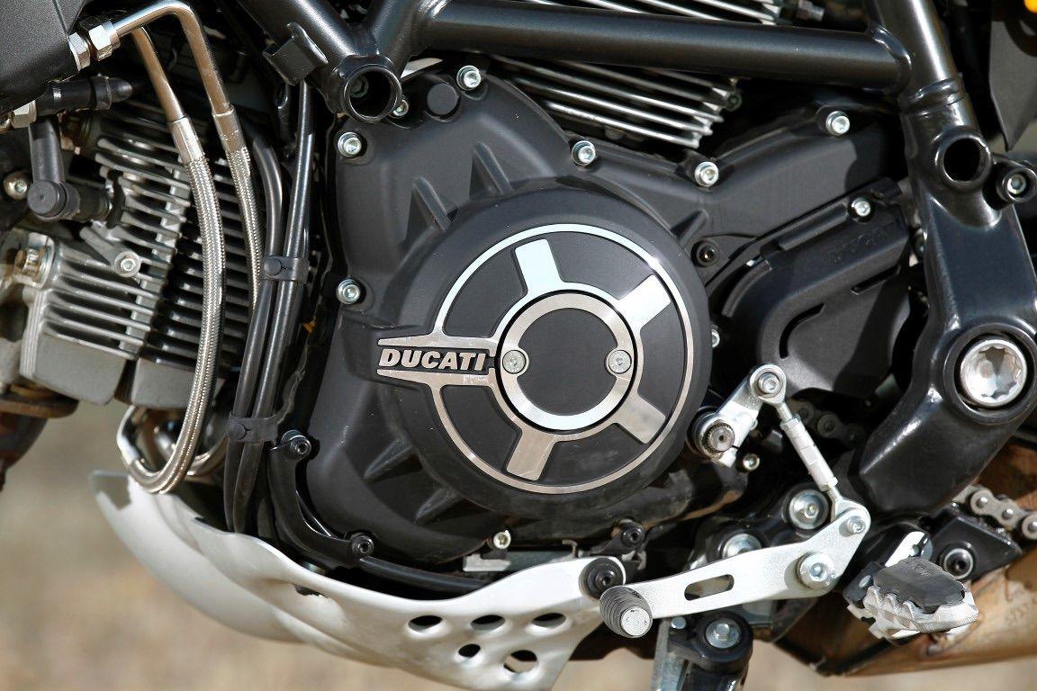 Ducati Scrambler motor